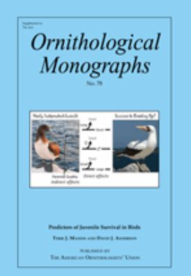 Ornithological Monographs