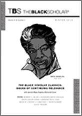 The Black Scholar
