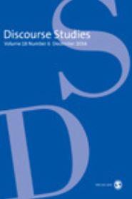 Discourse Studies