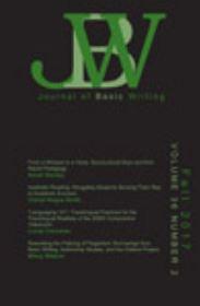Journal of Basic Writing