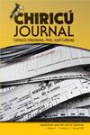 Chiricú Journal Latinao Literatures, Arts, and Cultures