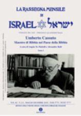 La Rassegna Mensile di Israel